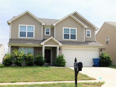 Marion County Single Family Home For Sale: 3511 Miesha Drive