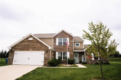 Single Family Home For Sale: 1429 Amberwoods Court