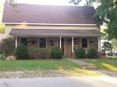 Parke County Single Family Home For Sale: 807 North Virginia Street