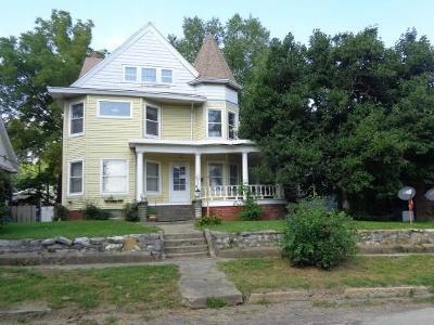 Clay County Single Family Home For Sale: 9 West Kruzan Street