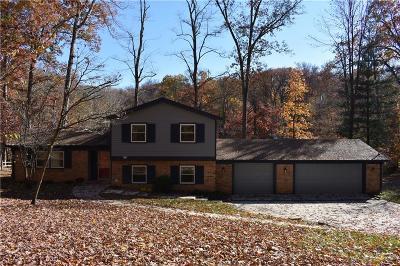 Monrovia Single Family Home For Sale: 3545 Whippoorwill Lake N Drive
