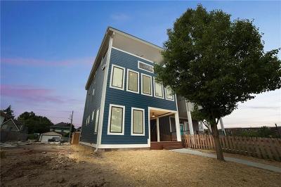 Indianapolis Single Family Home For Sale: 1115 Spann Avenue