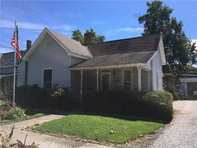Parke County Single Family Home For Sale: 209 East High Street