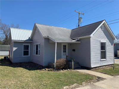 Parke County Single Family Home For Sale: 207 South Virginia Street