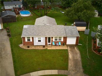 Beech Grove Single Family Home For Sale: 14 Andrea Court