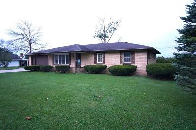 Delaware County Single Family Home For Sale: 1501 North Lafayette Drive