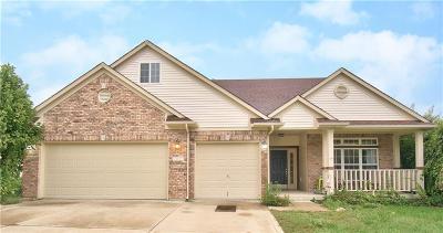Avon Single Family Home For Sale: 887 Stonebridge Drive