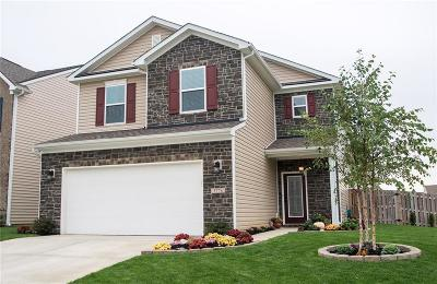 Whitestown Single Family Home For Sale: 5776 Open Fields Drive