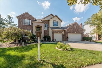 Carmel Single Family Home For Sale: 12788 Double Eagle Drive
