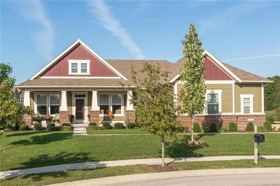 Noblesville Single Family Home For Sale: 16071 Prince Court