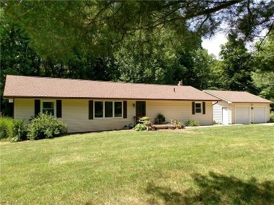 Putnam County Single Family Home For Sale: 8590 South Co Rd 500 West