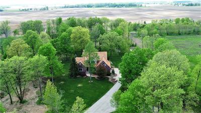 Arcadia Single Family Home For Sale: 26040 Cal Carson Road
