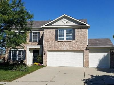 Noblesville Single Family Home For Sale: 5658 Doe Way