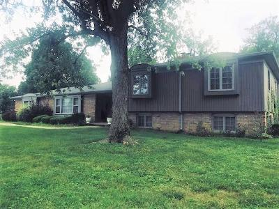 Indianapolis Single Family Home For Sale: 5402 Brendonridge Road