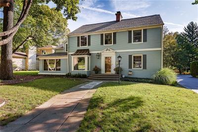 Indianapolis Single Family Home For Sale: 6967 Central Avenue