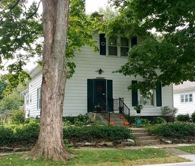 Montgomery County Single Family Home For Sale: 1203 West Main Street