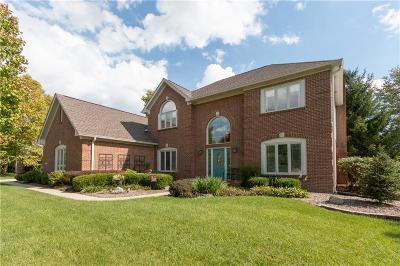 Carmel Single Family Home For Sale: 14501 Twin Oaks Drive