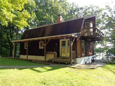 Parke County Single Family Home For Sale: 339 North Linden Drive