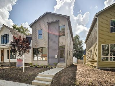 Indianapolis Single Family Home For Sale: 749 Parkway Avenue