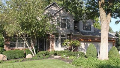 Fishers IN Single Family Home For Sale: $569,000