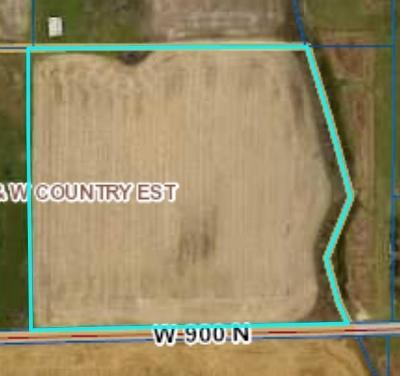Fortville Residential Lots & Land For Sale: 2382 West 900 N