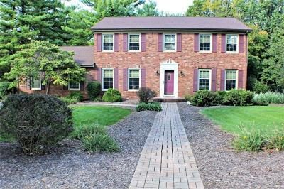 Middletown Single Family Home For Sale: 9142 West Wren Way
