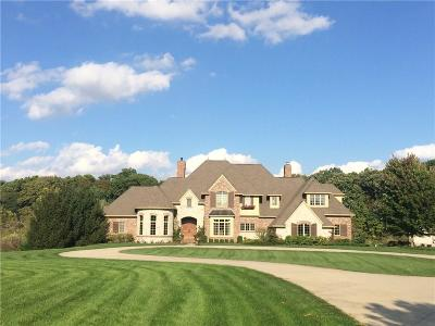 Noblesville Single Family Home For Sale: 19850 Prairie Baptist Road