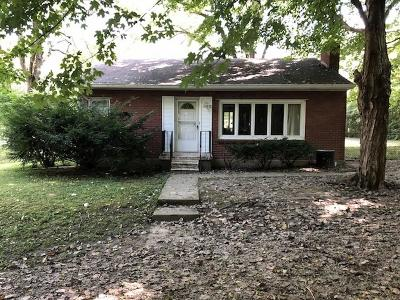 Henry County Single Family Home For Sale: 1155 Woodlawn Drive