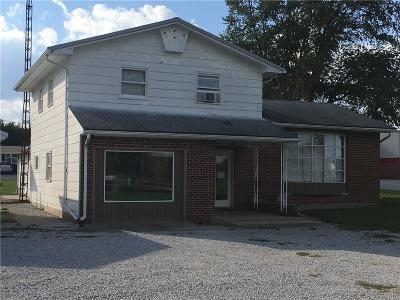 Parke County Single Family Home For Sale: 792 North Us Hwy 41