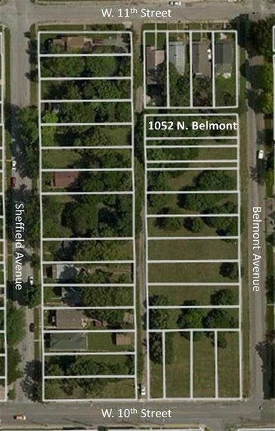 Indianapolis Residential Lots & Land For Sale: 1052 North Belmont Avenue