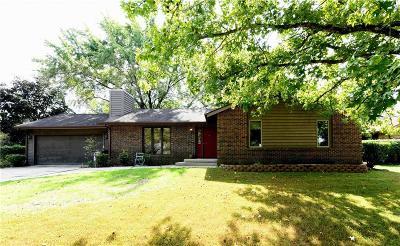 Columbus Single Family Home For Sale: 4235 Sharp Lane