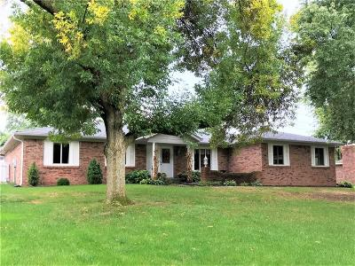 Greenwood Single Family Home For Sale: 4039 Wander Way