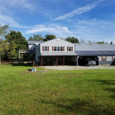 Madison County Farm For Sale: 350 East Mariam Street