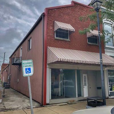 Decatur County Commercial Lease For Lease: 120 East Washington Street
