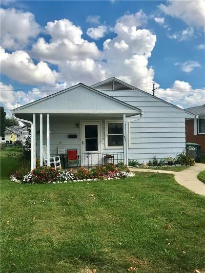 Rushville Single Family Home For Sale: 1234 North Perkins Street
