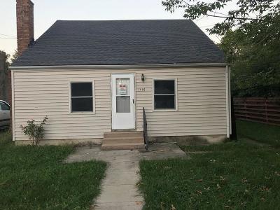 Montgomery County Single Family Home For Sale: 1416 Danville Avenue