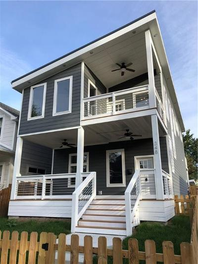 Indianapolis Rental For Rent: 348 Parkway Avenue