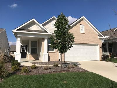 Fishers Single Family Home For Sale: 16572 Cava Drive