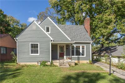 Indianapolis Single Family Home For Sale: 2612 Ryan Drive