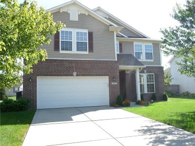 Fishers Single Family Home For Sale: 11313 Candice Drive