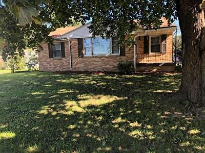Clayton Single Family Home For Sale: 5885 South State Road 39