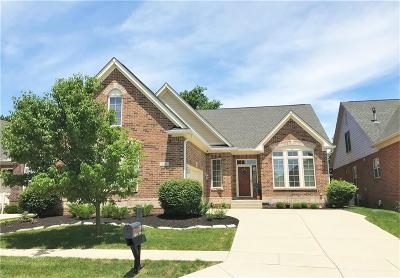 Carmel Single Family Home For Sale: 738 Edison Way
