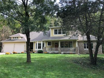 Mooresville Single Family Home For Sale: 9722 North Gasburg Road