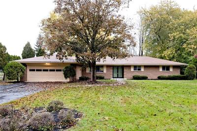 Lawrence County Single Family Home For Sale: 7318 East 71st Street