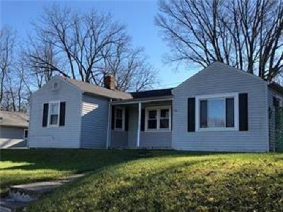 Madison County Single Family Home For Sale: 1521 West 10th Street