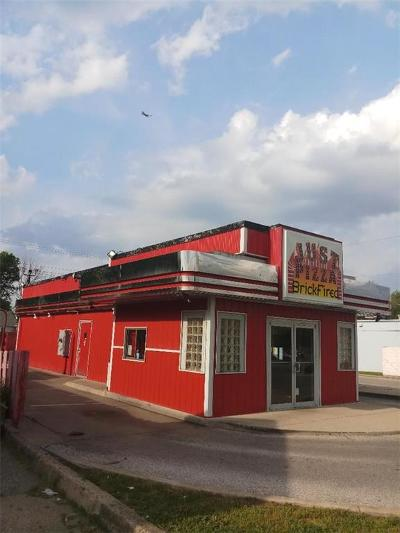 Indianapolis Commercial For Sale: 3124 West 16th Street
