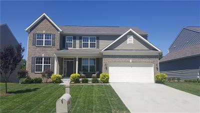 Greenwood Single Family Home For Sale: 1514 Oakvista Drive