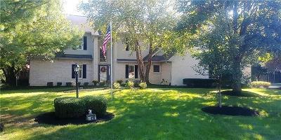 Carmel Single Family Home For Sale: 1479 Beaconfield Court