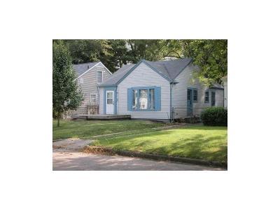 Indianapolis Single Family Home For Sale: 4947 North Norwaldo Avenue
