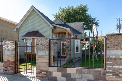 Indianapolis Single Family Home For Sale: 18 South Oxford Street